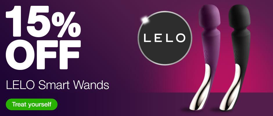 15% off LELO Smart Wands US