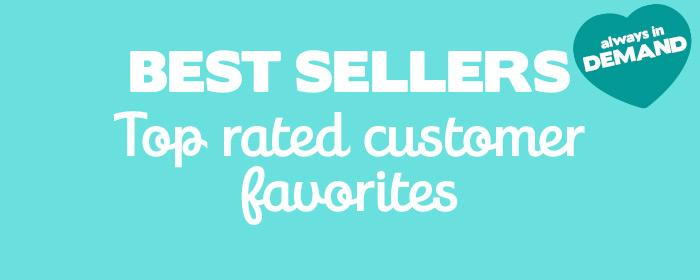 ^ Best Sellers US Header