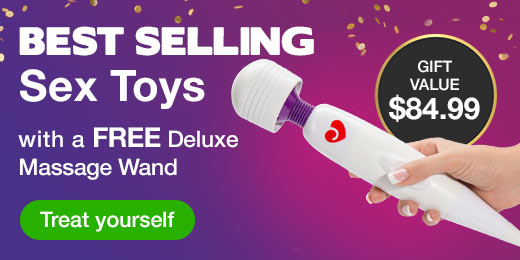 Best Selling Sex Toys with Free Deluxe Magic Wand US