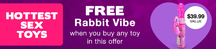 Free Rabbit Vibe with Sex Toys US