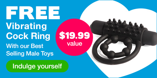 Free Cock Ring with Best Selling Male Toys US