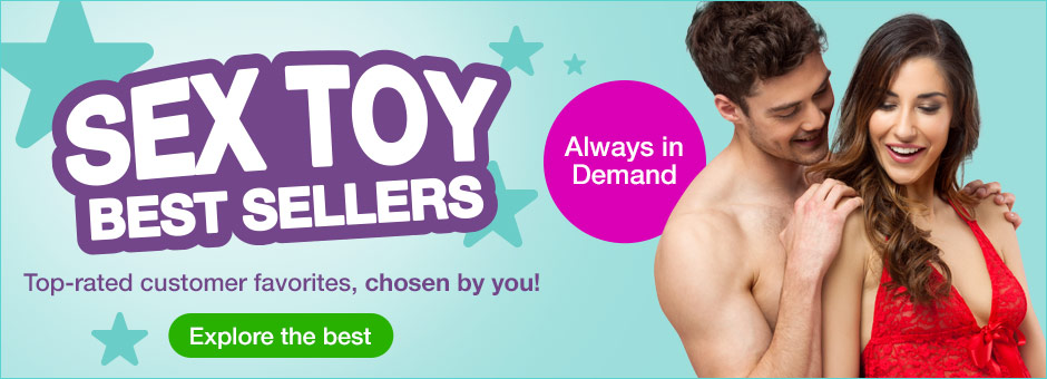 Sex Toy Best Sellers Homepage Graphics US