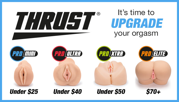 ^ Thrust Brand Banner US