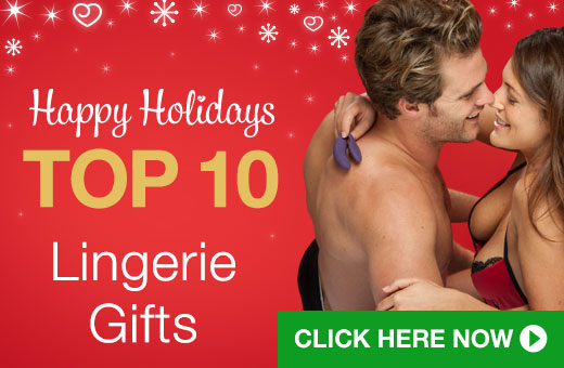 Top 10 Sexy Christmas Lingerie Gifts