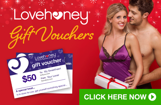 Treat your lover with Lovehoney Gift Vouchers