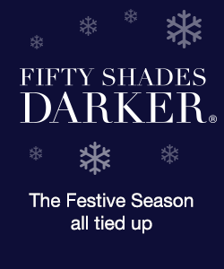 ^ Fifty Shades Darker Christmas US Mobile