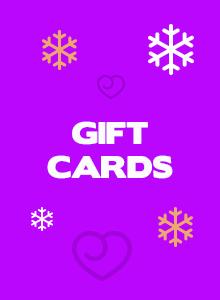 ^ Gift Cards Homepage Nav