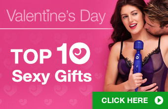 Top 10 Sexy Gifts for Valentine's
