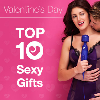 Valentine's Day Top 10 Sexy Toys and Gifts for Couples