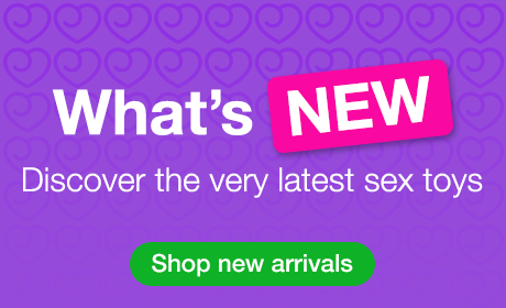 Whats New - Discover the very latest at Lovehoney