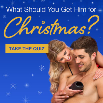 What Should You Get Him for Christmas? Quiz