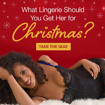 Sexy Lingerie Christmas Gift Guide Quiz