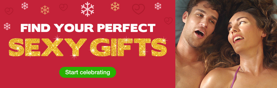 Find your perfect sexy gift this Christmas
