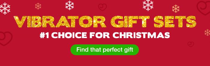 ^ Vibrator Gift Sets - No.1 Choice for Christmas