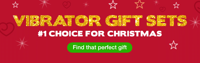 Vibrator Gift Sets - No.1 Choice for Christmas