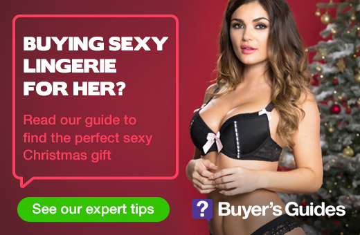 Christmas buyer's Guide Sexy Lingerie For Her