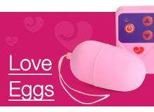 Love Egg Sex Toys