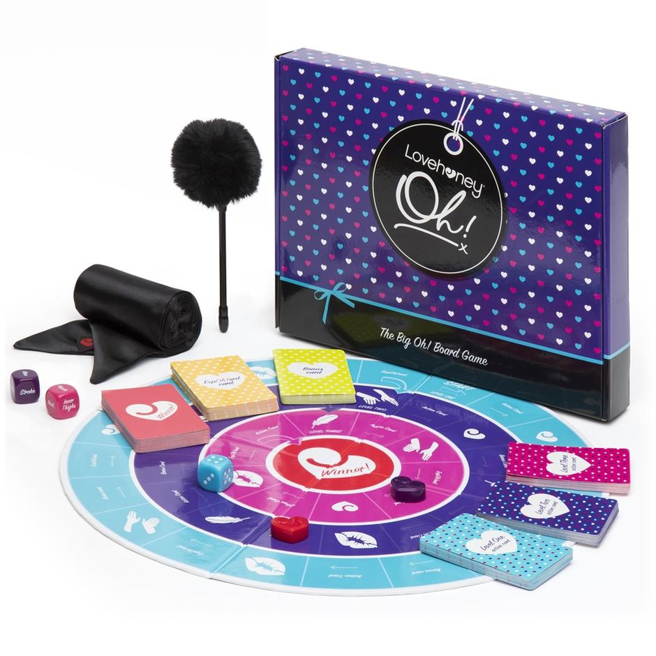 lovehoney oh board game