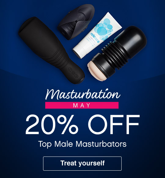 Masturbation May - Male