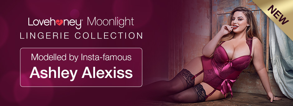 Moonlight Lingerie Collection