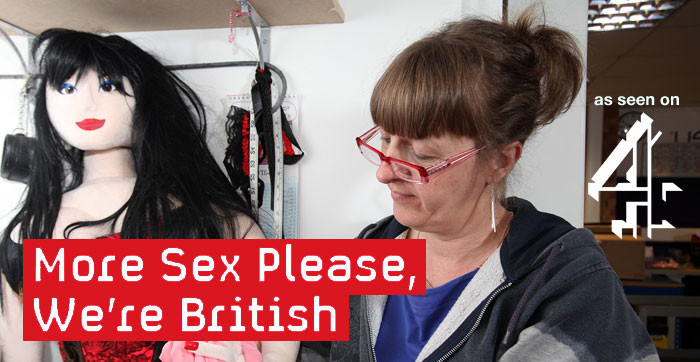 More Sex Please, We're British