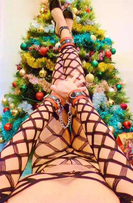 Festive Fever: Lovehoney Model of the Month