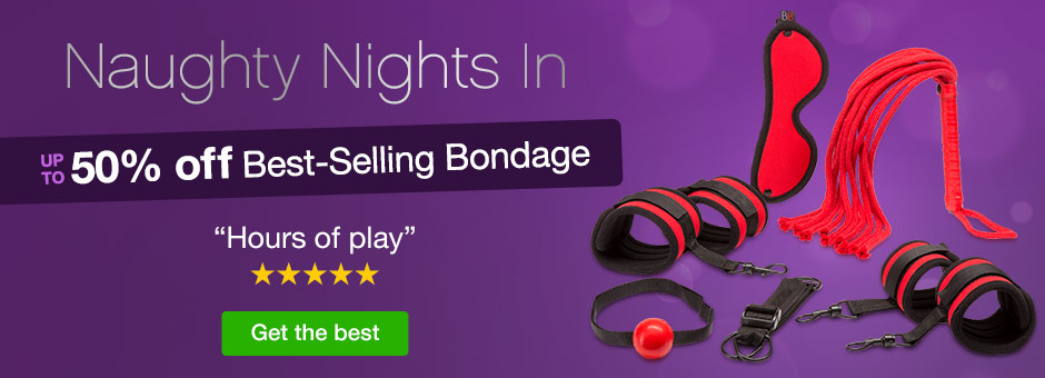 Naughty Nights In - Up to 50% off Bondage - Kit image