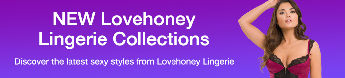 NEW Lovehoney Lingerie Collections