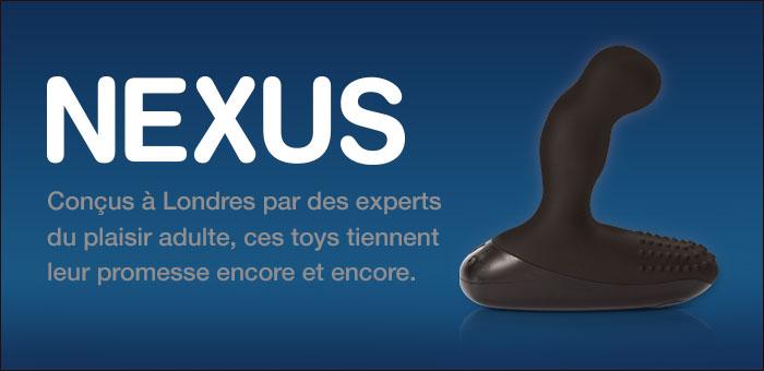 Sex toys par Nexus