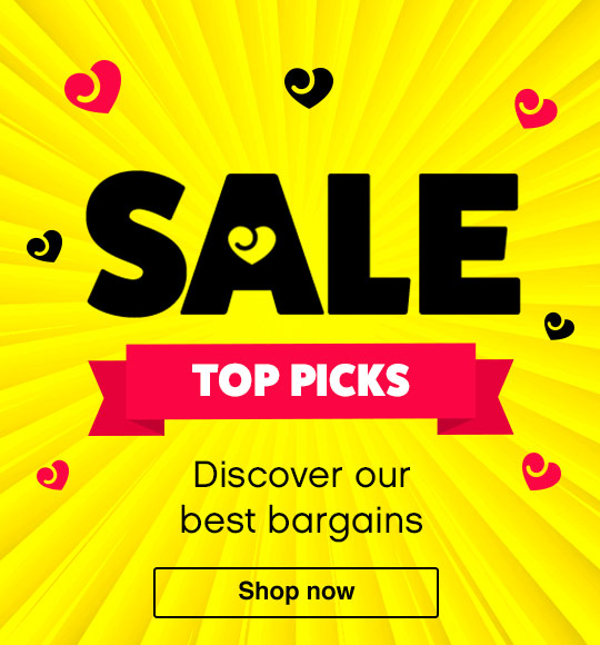 BBB - Up to 50% off Lovehoney best sellers