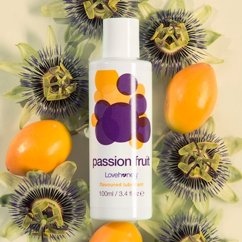 Passionfruit Lube