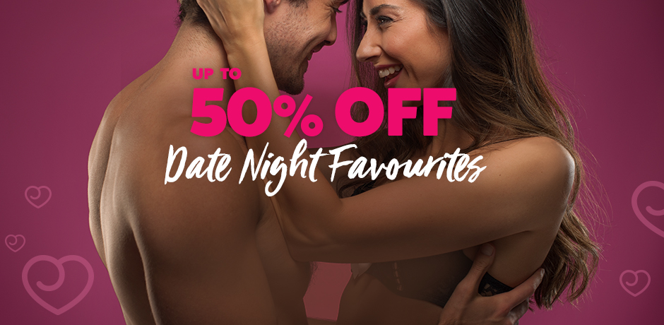 Up to 50% OFF Date Night Favourites