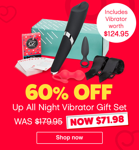 60% off Up All Night