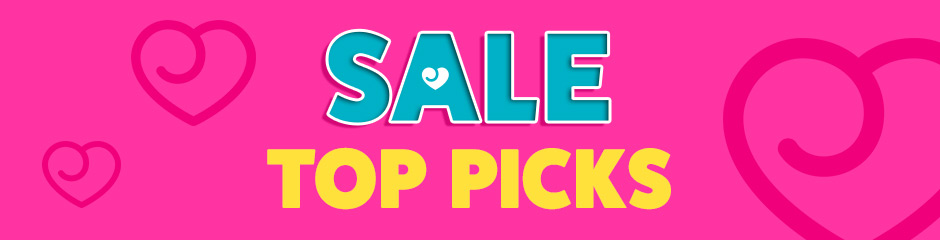 Sale Top Picks Banner