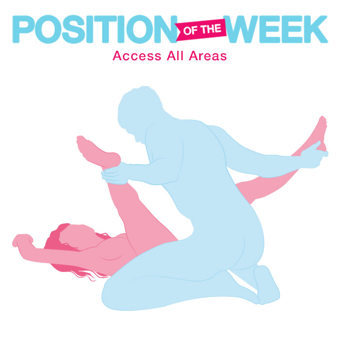 position of the week: access all areas