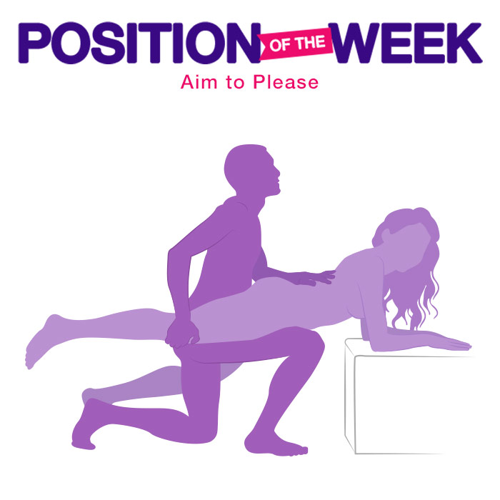 Position of the Week: Aim to Please