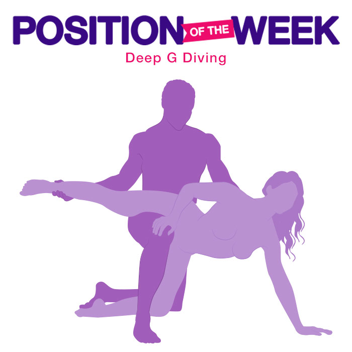 Position of the week: Deep G Diving