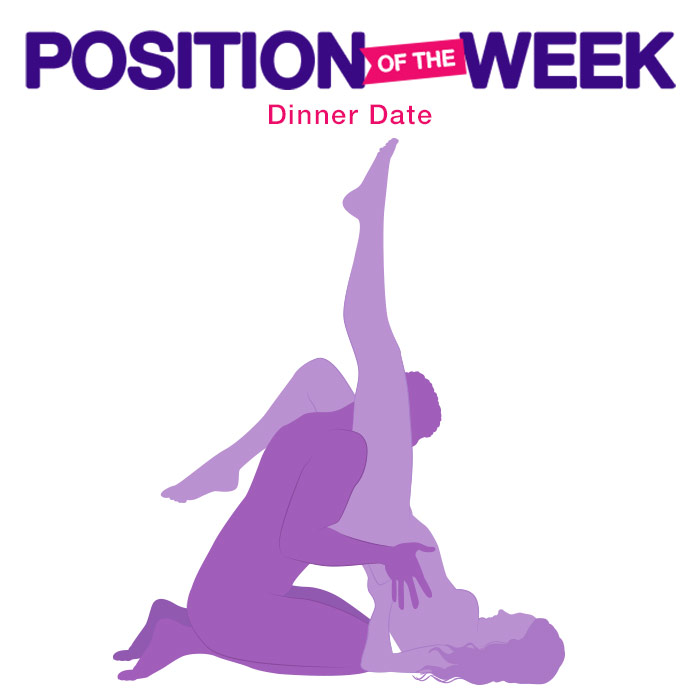 Position of the Week: Dinner Date