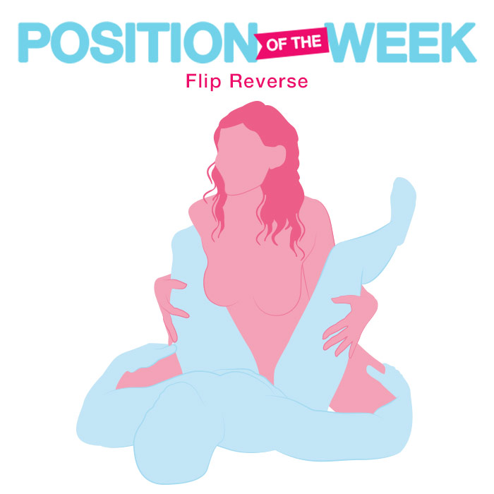 position of the week: flip reverse
