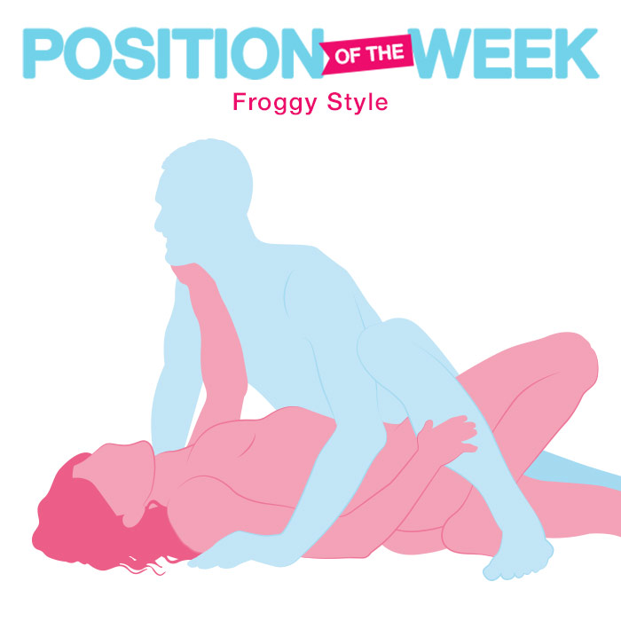 Position of the Week: Froggy Style