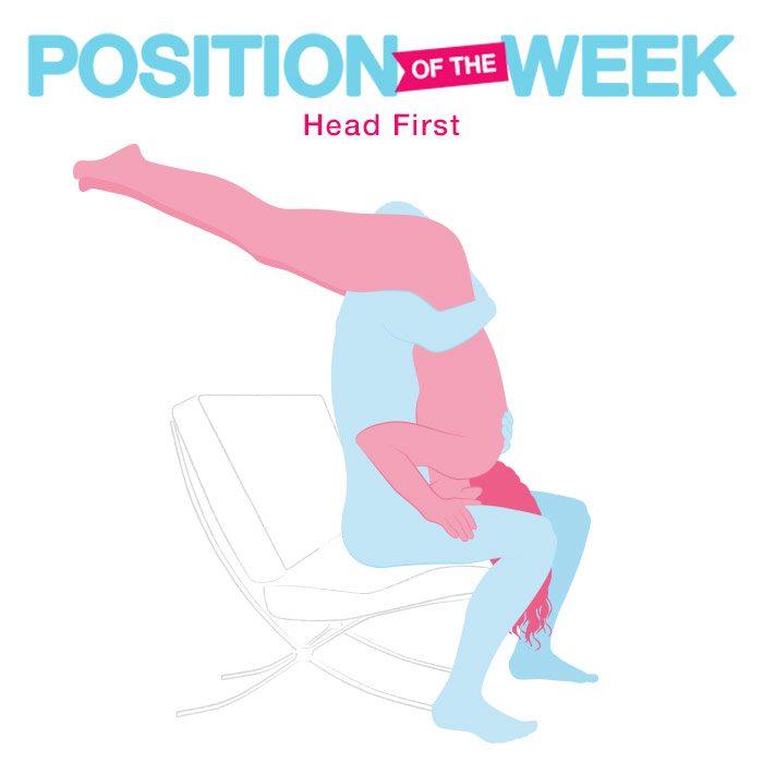 Head First Position of the Week