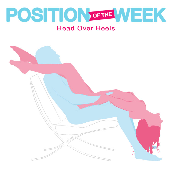Position of the week: Head Over Heels