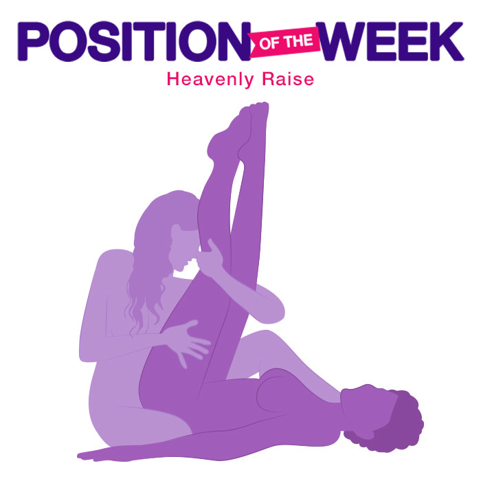Position of the Week: Heavenly Raise