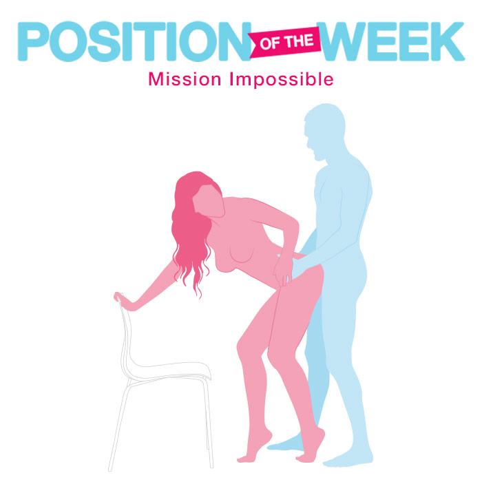 Position of the Week: Mission Impossible