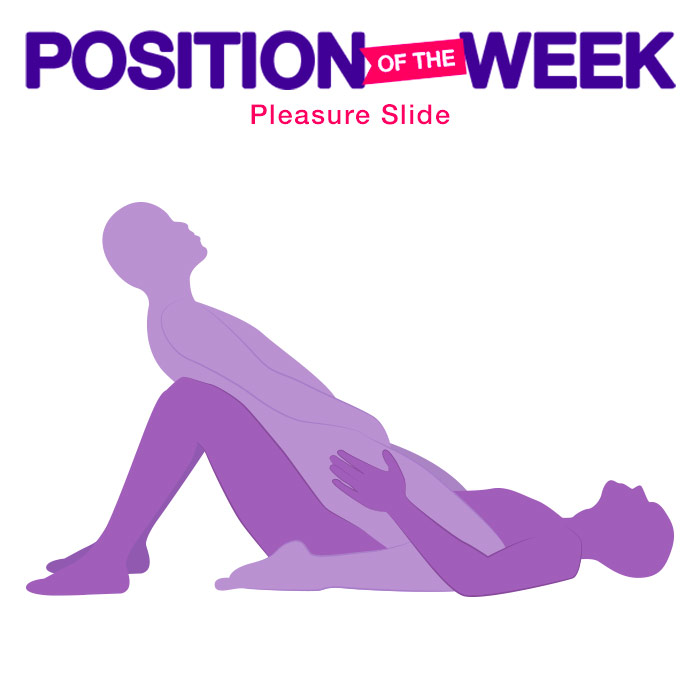 Position of the Week: Pleasure Slide
