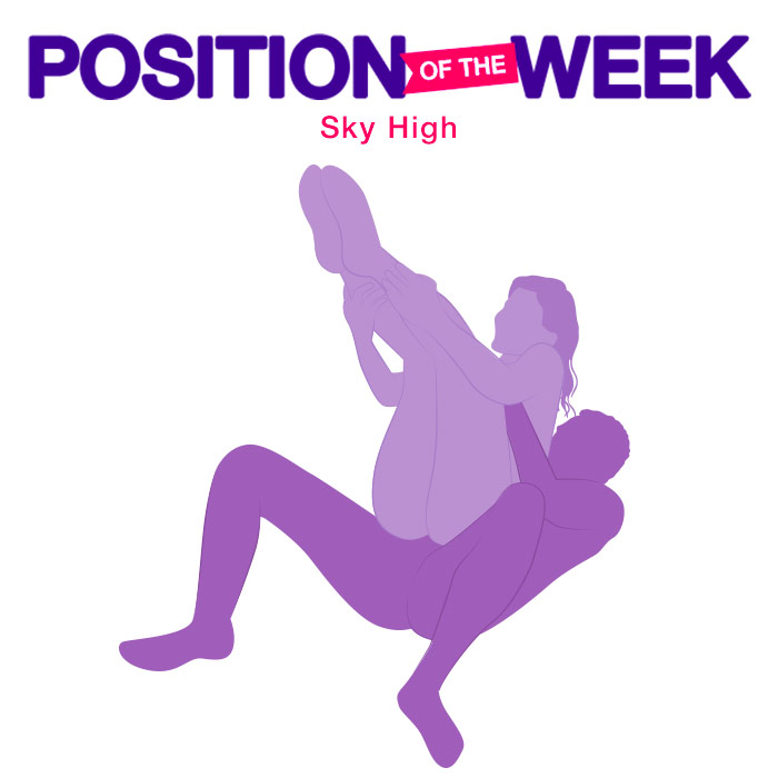 Position of the Week: Sky High