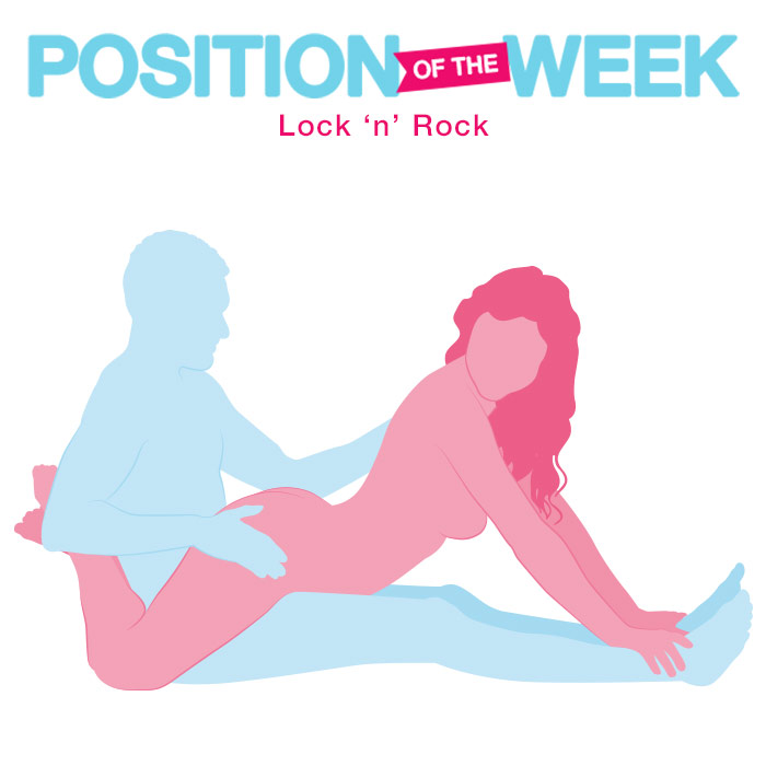 Position of the week: Lock 'n Rock