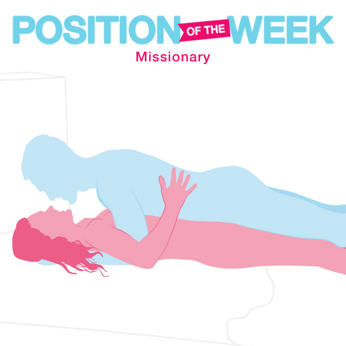 Position of the week: Missionary