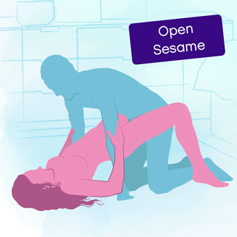 Position of the week Open Sesame