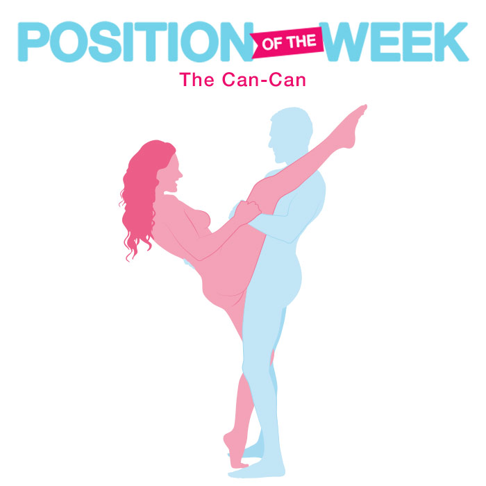 Position of the week: The Can-Can